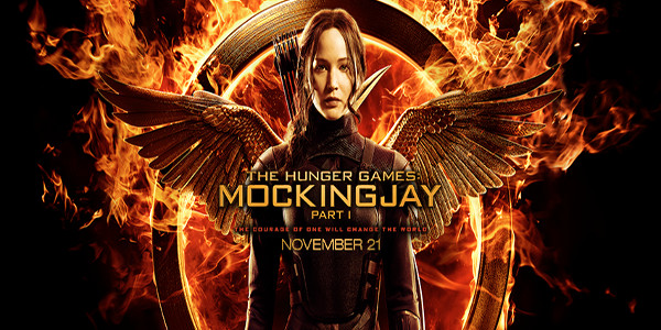 Mockingjay movie release digital image