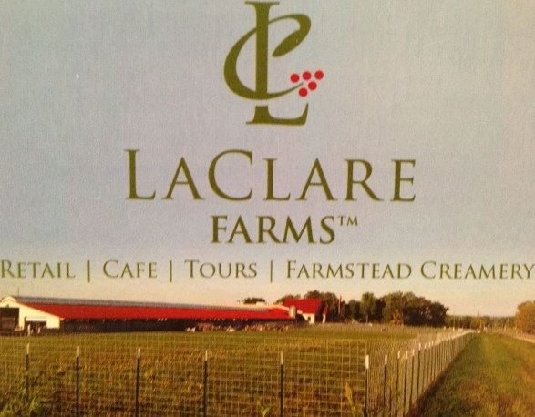LaClare Farms is located 10 miles north of Fond Du Lac, WI